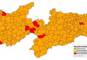 Novo normal: Paraíba não tem nenhum município na bandeira verde e amarela