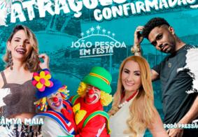Vídeo: TV Tambaú realiza grande festa no Parque da Lagoa neste sábado (31)