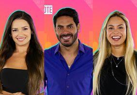 Enquete BBB21: quem você quer eliminar entre Juliette, Rodolffo e Sarah?