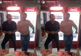Vereadores de João Pessoa dançam 'Carpinteiro' e viram assunto na internet