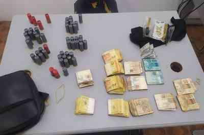 Polícia prende suspeito de explodir banco no Sertão da PB