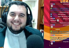 Padre Geek usa games e cultura pop como meio de evangelização
