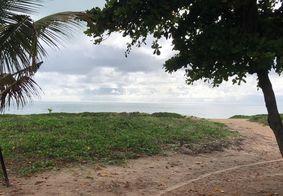 Praia do Cabo Branco, em João Pessoa