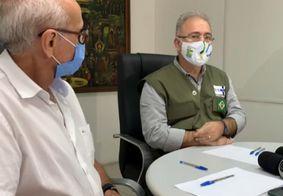 Marcelo Queiroga diz que contrato com a Covaxin não foi feito por sua gestão