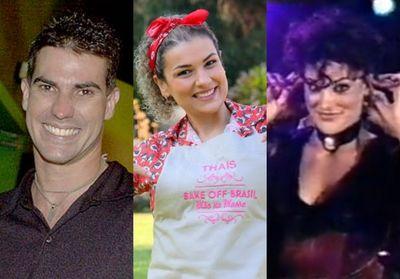 Sérgio Montenegro, Thaís Macêdo e Perle Amandine
