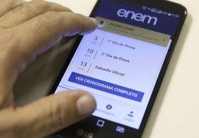 Primeira edição do Enem digital é realizada para 3,4 mil paraibanos; veja o que levar