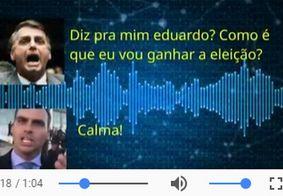 Áudio que mostra Bolsonaro gritando com enfermeiras é falso, diz hospital