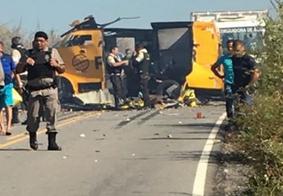 Vídeo: bandidos atacam carro-forte durante tentativa de assalto no Sertão da PB