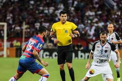 Definida arbitragem para segundo jogo da final da Copa do Nordeste