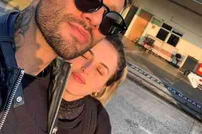 Cantor Lucas Lucco anuncia noivado nas redes sociais