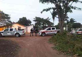 Paraíba: quatro pessoas são presas na Zona da Mata durante operação policial