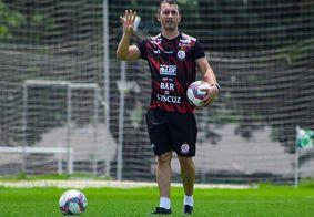 Ranielle Ribeiro, treinador do Campinense