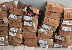 Assaltantes roubam parte da carga de carne no Litoral Norte da PB