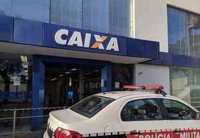 Agência da Caixa é invadida pela 2ª vez neste ano, em João Pessoa