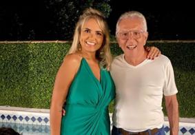 """Esposa de Carlos Alberto de Nóbrega faz desabafo após ataques na internet: """"Quero justiça"""""""
