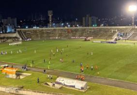 Campinense se classifica para a semifinal em disputa nos pênaltis com Atlético-PB