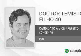Vice-prefeito da cidade de Conde, Temístocles Filho, renuncia mandato