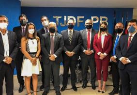 Nova cúpula do TJDF da Paraíba é empossada