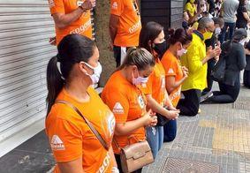 Protesto de funcionários por abertura do comércio deixa Campina Grande entre os assuntos mais comentados no Twitter