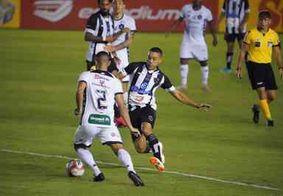 Botafogo-PB empata com o Remo e dá adeus às chances de classificação
