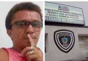Preso suspeito de matar radialista para esconder relacionamento homossexual, na PB