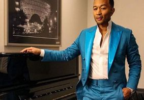 John Legend diz ter ficado assustado ao receber título de homem mais sexy