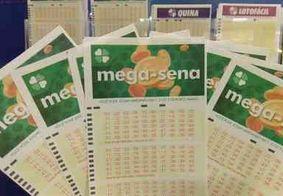Mega-Sena sorteia R$ 2,5 milhões nesta quinta (22)