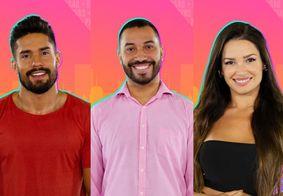 Enquete BBB21: quem você quer que saia entre Arcrebiano, Gilberto e Juliette?