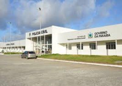 Central de polícia, em João Pessoa