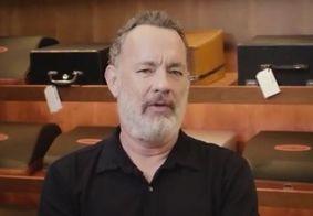 Tom Hanks e esposa são diagnosticados com coronavírus na Austrália