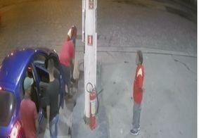 Posto de combustível é assaltado durante a madrugada em João Pessoa