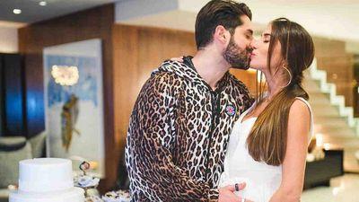 Alok e Romana Novais anunciam nome da filha e fãs dizem ser de cachorro; leia mais