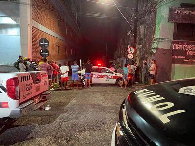 Crime aconteceu na noite desta segunda (27)
