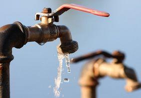 Doze bairros ficam sem água neste domingo (1º)