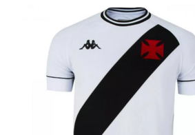 Loja virtual vaza novas camisas do Vasco e irrita diretoria do clube