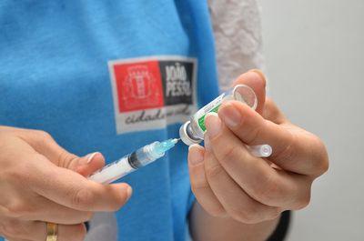 Veja quem pode ser vacinado com a 2ª dose da CoronaVac em JP