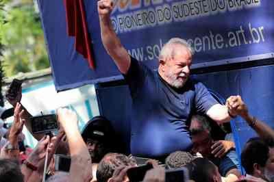 PT quer gravar programas eleitorais de Lula dentro da cadeia