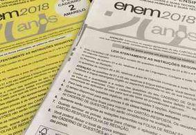 Provas do Enem terão novo formato em 2019; confira detalhes