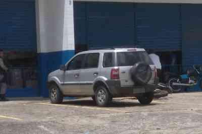 Sargento baleado está em estado grave, diz hospital