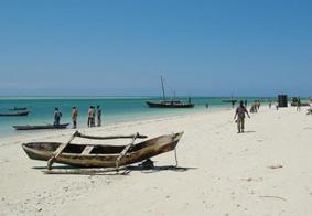 Paraíso turístico foi destruído por novo ciclone em Moçambique; veja imagem atual