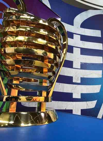 Taça da Copa do Nordeste chega a João Pessoa na próxima segunda-feira (17)