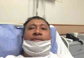 Após cirurgia mal sucedida, humorista Pedro Manso terá que retirar rim e perder 40kg