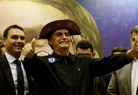 Presidente Bolsonaro desembarca na PB nesta quinta-feira (21)