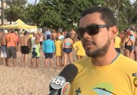 Projeto de natação proporciona socialização através do esporte