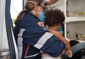 Crianças refugiadas da Venezuela continuam internadas em hospital de João Pessoa