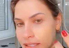 """""""Fiquei três semanas bebendo direto"""", diz Andressa Suita após separação com Gusttavo Lima"""