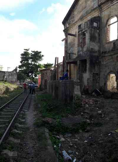 Trens voltam a circular entre as estações do Varadouro e Mandacaru
