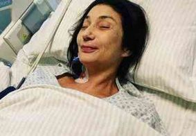 Zizi Possi manda 'alô diretamente da UTI' e tranquiliza fãs após cirurgia delicada