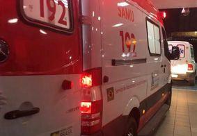 Acidente deixa um morto e três feridos entre Rio Tinto e Marcação