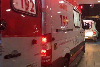 Colisão termina com ciclista ferido e condutor de carro autuado na Grande João Pessoa
